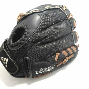 Adidas sz 9.5 LEFT HAND Rt hand throw Baseball
